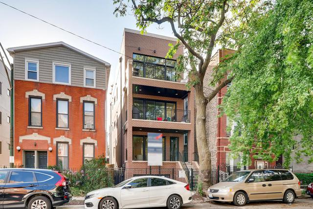 1038 N Paulina Street #1, Chicago, IL 60622 (MLS #10250402) :: Property Consultants Realty