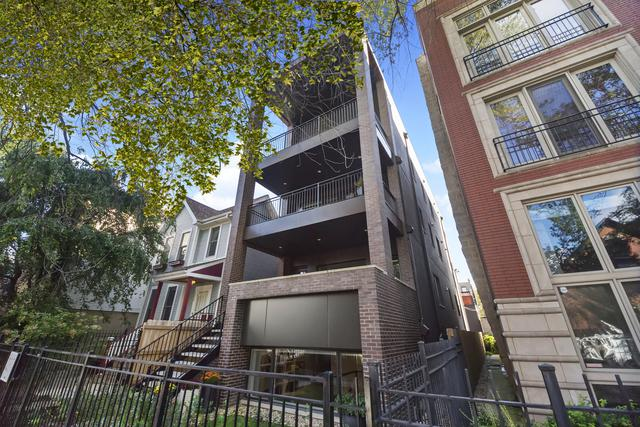 1057 N Wood Street #1, Chicago, IL 60622 (MLS #10250411) :: Property Consultants Realty
