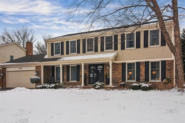 2603 Deerfield Lane, Rolling Meadows, IL 60008 (MLS #10250429) :: The Wexler Group at Keller Williams Preferred Realty