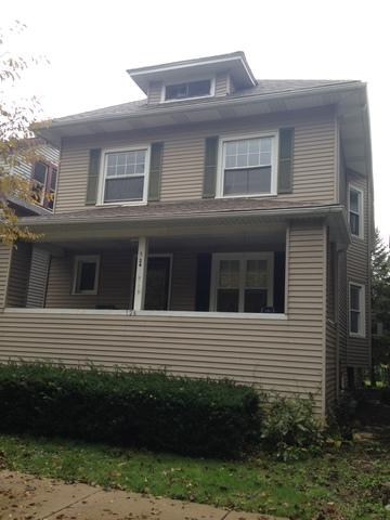 124 Lathrop Avenue, Forest Park, IL 60130 (MLS #10250436) :: The Wexler Group at Keller Williams Preferred Realty