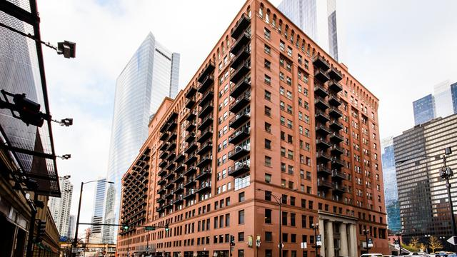 165 N Canal Street #708, Chicago, IL 60606 (MLS #10250605) :: Property Consultants Realty