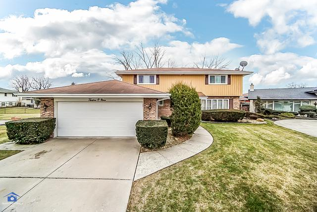 1209 E 166th Place, South Holland, IL 60473 (MLS #10250893) :: The Wexler Group at Keller Williams Preferred Realty