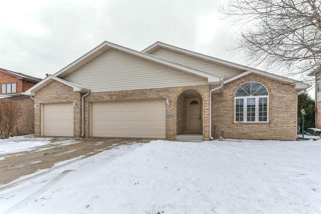 5159 Harcourt Street, Oak Forest, IL 60452 (MLS #10250908) :: The Jacobs Group
