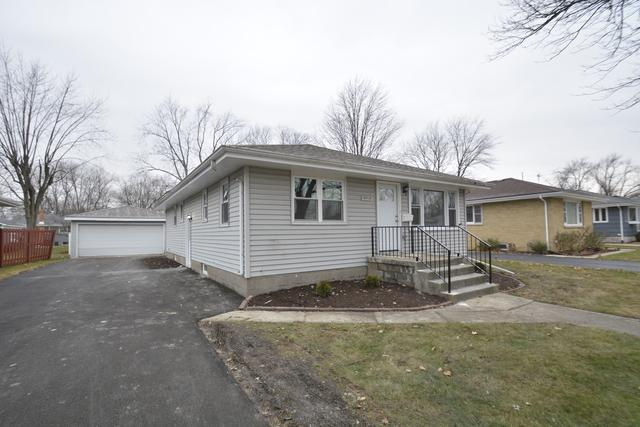 18428 Oak Avenue, Lansing, IL 60438 (MLS #10250914) :: The Wexler Group at Keller Williams Preferred Realty