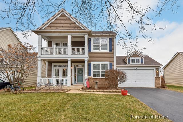 575 Cardinal Avenue, Oswego, IL 60543 (MLS #10250948) :: Baz Realty Network | Keller Williams Preferred Realty