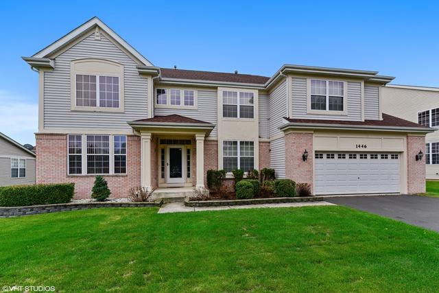 1446 White Oak Lane, West Chicago, IL 60185 (MLS #10250963) :: The Wexler Group at Keller Williams Preferred Realty