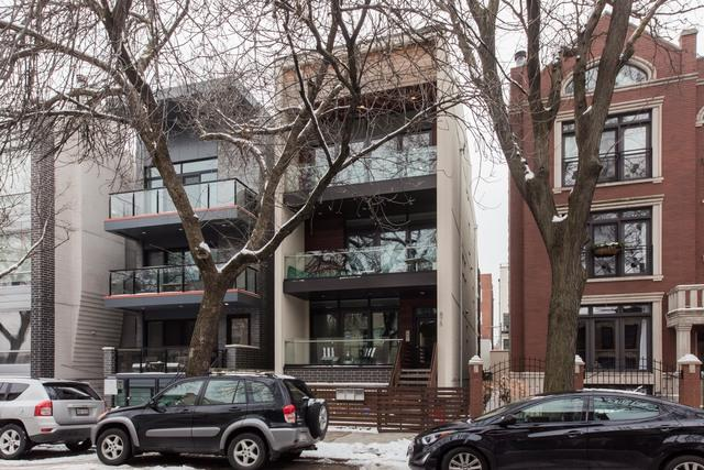 875 N Marshfield Avenue #1, Chicago, IL 60622 (MLS #10250988) :: Property Consultants Realty