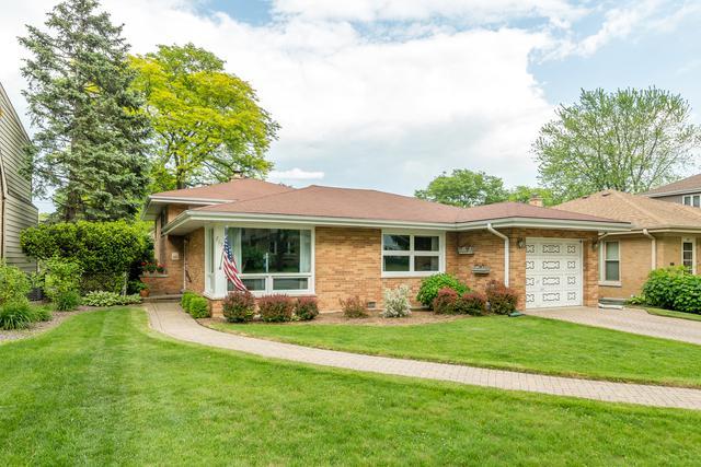 715 S Greenwood Avenue, Park Ridge, IL 60068 (MLS #10251014) :: T2K Properties