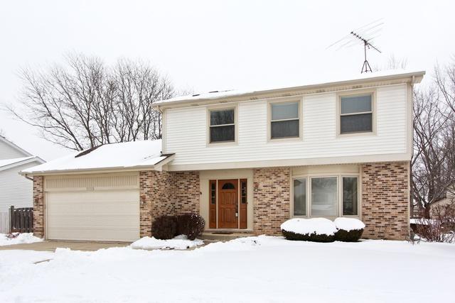 1115 Larraway Drive, Buffalo Grove, IL 60089 (MLS #10251116) :: Helen Oliveri Real Estate