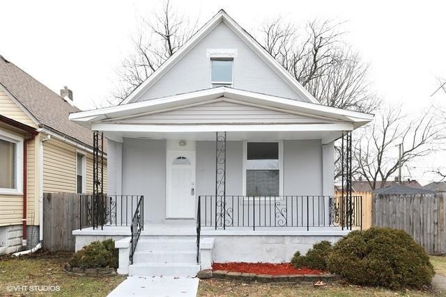 542 Douglas Avenue, Calumet City, IL 60409 (MLS #10251150) :: The Wexler Group at Keller Williams Preferred Realty