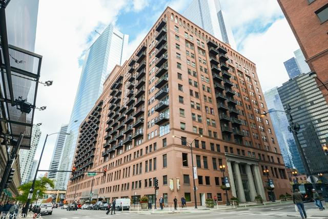 165 N Canal Street #1016, Chicago, IL 60606 (MLS #10251163) :: Property Consultants Realty