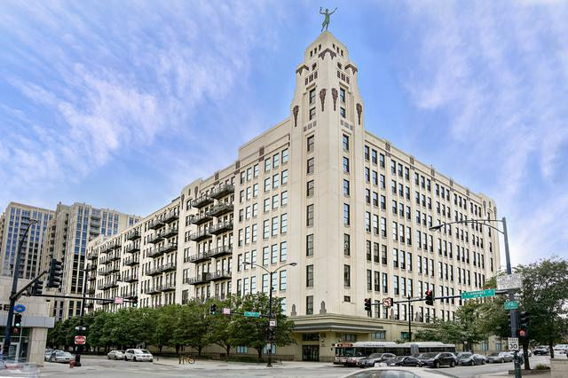 758 N Larrabee Street #826, Chicago, IL 60654 (MLS #10251172) :: Property Consultants Realty