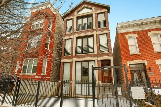 1541 N Talman Avenue #3, Chicago, IL 60622 (MLS #10251179) :: Property Consultants Realty