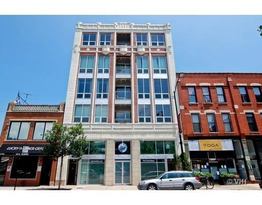 1927 Milwaukee Avenue C1, Chicago, IL 60647 (MLS #10251221) :: Property Consultants Realty