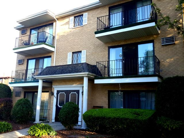 10401 Mason Avenue 3W, Oak Lawn, IL 60453 (MLS #10251225) :: Century 21 Affiliated