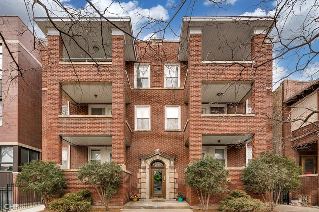 3316 W Eastwood Avenue #2, Chicago, IL 60625 (MLS #10251254) :: The Wexler Group at Keller Williams Preferred Realty