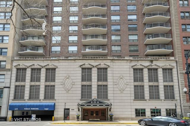 1250 N Dearborn Street 8B, Chicago, IL 60610 (MLS #10251288) :: Property Consultants Realty