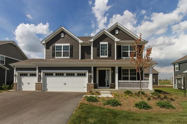 16165 W High Meadow Lot #118 Drive, Lockport, IL 60441 (MLS #10251362) :: HomesForSale123.com