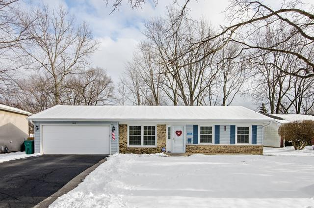 160 Red Bridge Road, Lake Zurich, IL 60047 (MLS #10251372) :: Baz Realty Network | Keller Williams Preferred Realty