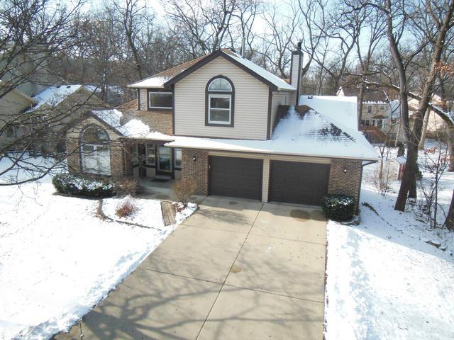 1112 Oak Ridge Drive, Streamwood, IL 60107 (MLS #10251384) :: The Wexler Group at Keller Williams Preferred Realty
