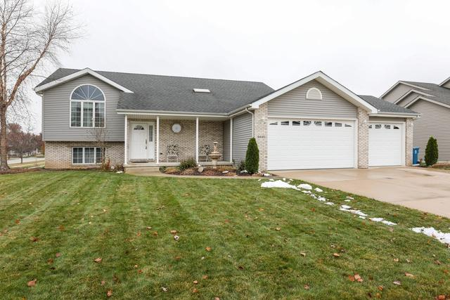 9445 Beall Street, Dyer, IN 46311 (MLS #10251391) :: The Dena Furlow Team - Keller Williams Realty