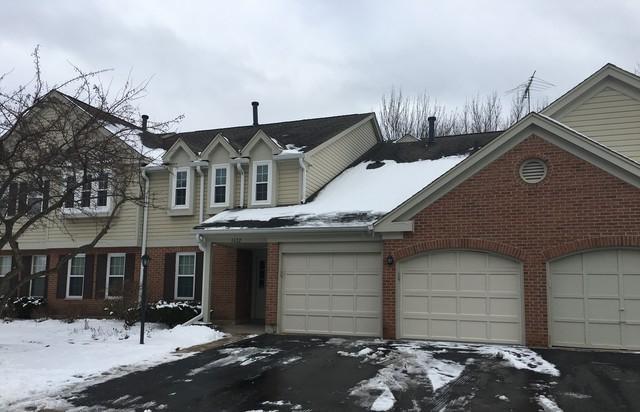 1622 Hadley Court C2, Wheeling, IL 60090 (MLS #10251400) :: Helen Oliveri Real Estate