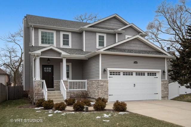 1406 S Luther Avenue, Lombard, IL 60148 (MLS #10251405) :: The Dena Furlow Team - Keller Williams Realty