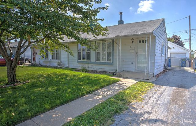 8740 S Beck Place, Hometown, IL 60456 (MLS #10251417) :: The Wexler Group at Keller Williams Preferred Realty