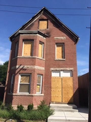 2444 W 35th Street, Chicago, IL 60632 (MLS #10251436) :: The Jacobs Group