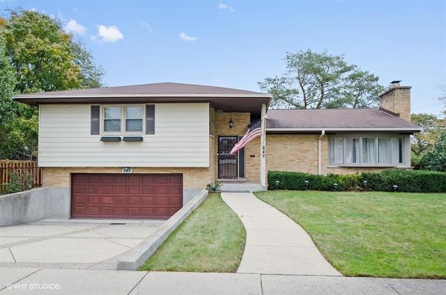 845 N Washington Avenue, Park Ridge, IL 60068 (MLS #10251485) :: T2K Properties