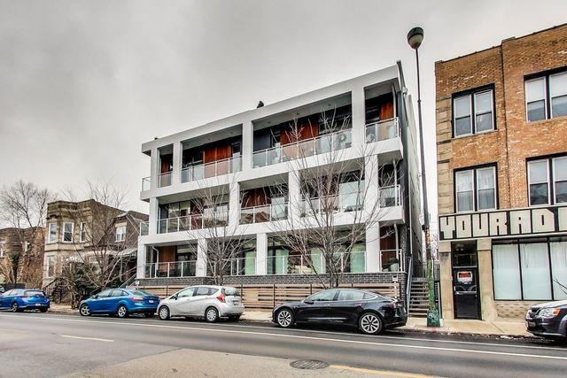 1046 N Damen Avenue 2S, Chicago, IL 60622 (MLS #10251507) :: Property Consultants Realty