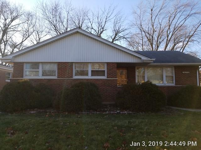 16348 Dobson Avenue, South Holland, IL 60473 (MLS #10251518) :: The Wexler Group at Keller Williams Preferred Realty