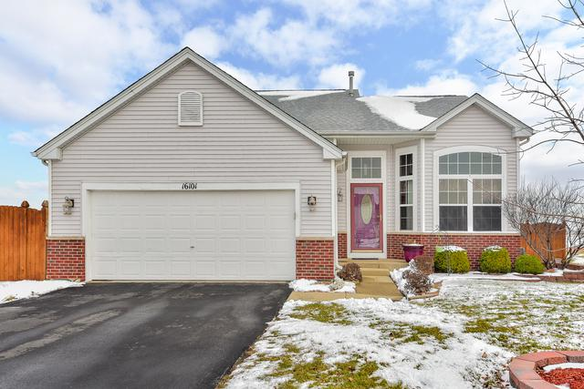 16101 Palm Drive, Crest Hill, IL 60403 (MLS #10251565) :: Baz Realty Network | Keller Williams Preferred Realty