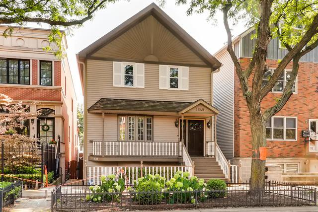 1649 W Wrightwood Avenue, Chicago, IL 60614 (MLS #10251585) :: John Lyons Real Estate