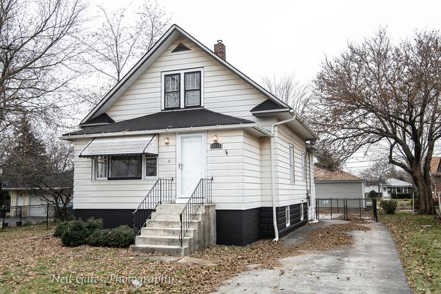 16118 Woodlawn West Avenue, South Holland, IL 60473 (MLS #10251643) :: The Wexler Group at Keller Williams Preferred Realty