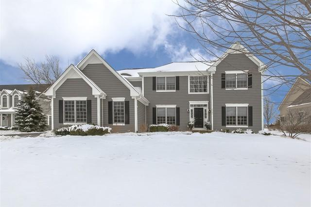 9565 Nicklaus Lane, Lakewood, IL 60014 (MLS #10251738) :: Berkshire Hathaway HomeServices Snyder Real Estate