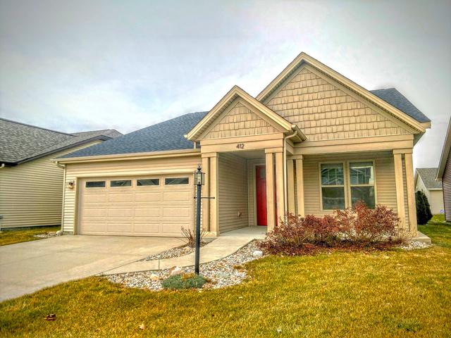 412 Krebs Drive, Champaign, IL 61822 (MLS #10251772) :: Ryan Dallas Real Estate