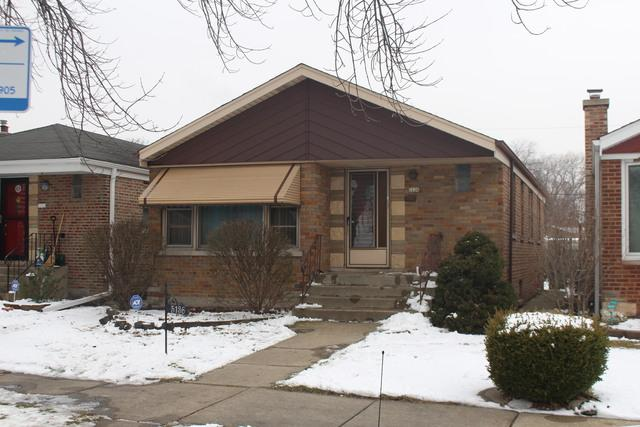 5136 S Newcastle Avenue, Chicago, IL 60638 (MLS #10251782) :: The Jacobs Group