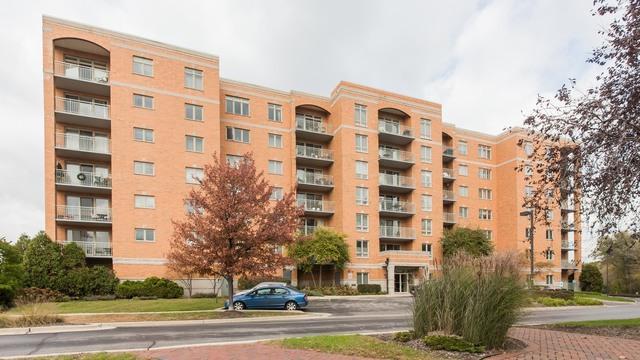 6801 N Milwaukee Avenue #603, Niles, IL 60714 (MLS #10251787) :: Helen Oliveri Real Estate