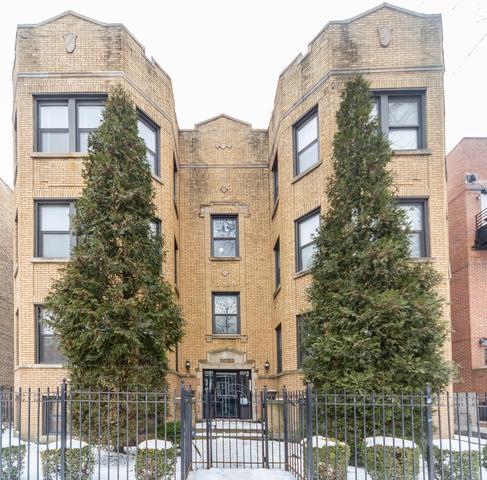 2859 W Palmer Street 3E, Chicago, IL 60647 (MLS #10251806) :: John Lyons Real Estate
