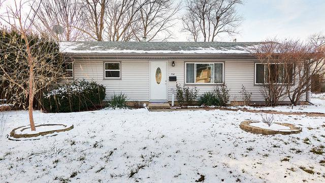 716 Hudson Avenue, Romeoville, IL 60446 (MLS #10251810) :: The Wexler Group at Keller Williams Preferred Realty