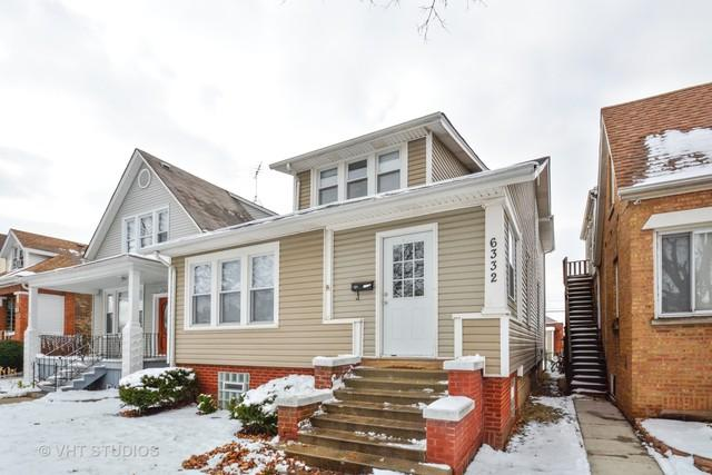 6332 S Kolin Avenue, Chicago, IL 60629 (MLS #10251815) :: The Wexler Group at Keller Williams Preferred Realty