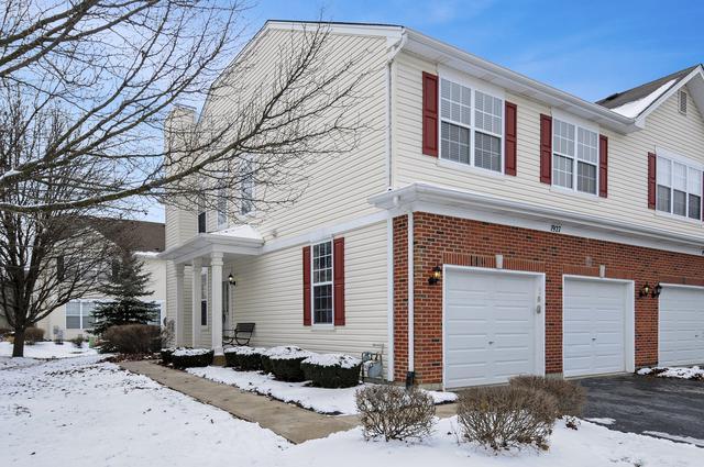 1927 W Cobblestone Road #1927, Romeoville, IL 60446 (MLS #10251941) :: Ryan Dallas Real Estate