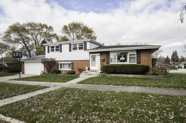 9260 S 89TH Court, Hickory Hills, IL 60457 (MLS #10251948) :: The Wexler Group at Keller Williams Preferred Realty