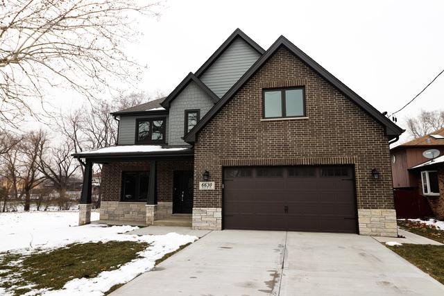 6630 W 91st Place, Oak Lawn, IL 60453 (MLS #10251949) :: The Wexler Group at Keller Williams Preferred Realty