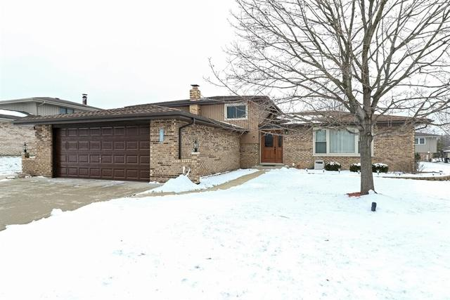 12808 E Tanglewood Circle, Palos Park, IL 60464 (MLS #10251956) :: The Wexler Group at Keller Williams Preferred Realty