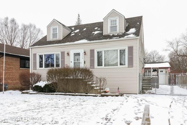 9230 S Saint Louis Avenue, Evergreen Park, IL 60805 (MLS #10251972) :: The Wexler Group at Keller Williams Preferred Realty