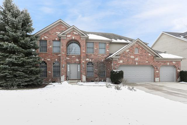 3836 Junebreeze Lane, Naperville, IL 60564 (MLS #10251981) :: John Lyons Real Estate