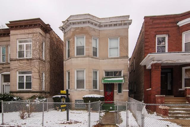 4847 W Washington Boulevard, Chicago, IL 60644 (MLS #10251985) :: John Lyons Real Estate