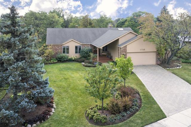 1735 Lake Eleanor Drive, Deerfield, IL 60015 (MLS #10252038) :: T2K Properties
